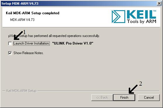 ULINK debug and trace adapters