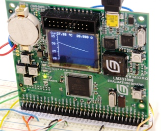 Starter files for embedded systems